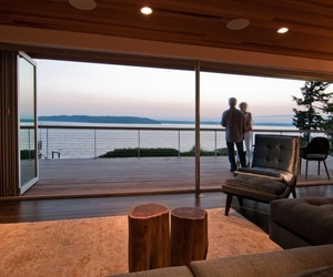 MId-Century Brings The Outside In by BUILD LLC