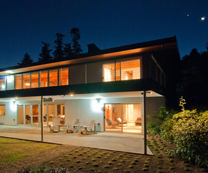 Mid-Century By Night by BUILD LLC