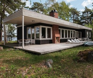Mid-Century Modern in Sweden by Thomas Sandell