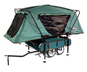 Midget Bushtrekka World's Smallest Pop-Up Camper