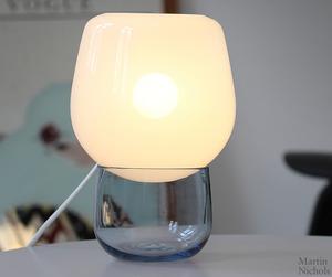 Midnight Sun lamp by Martin Nichols