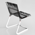 Milan Preview: 'Abarth Chair' by Fabio Novembre