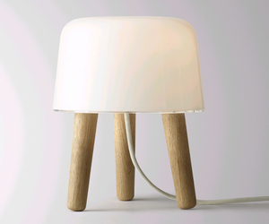 MILK lamp by Norm