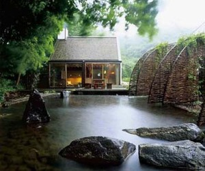 Mill House - Guest House and Sauna Design by Wingardhs