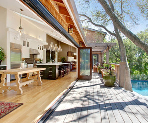 Mill Valley Retreat with a Treehouse Feel by Urrutia Design