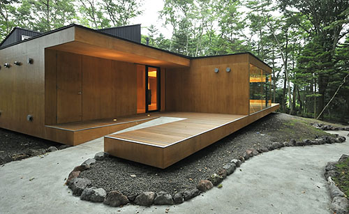 Minamihara Weekend House By Dasic Architects Inc