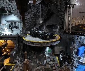 Mind Blowing LEGO Batcave