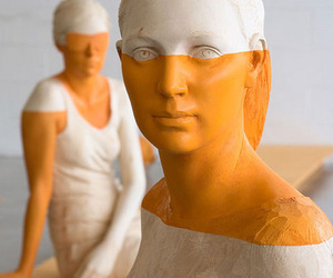 Mind Blowing Wooden Sculptures by Willy Verginer