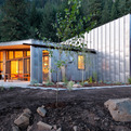 Miner's Refuge by Johnston Architects