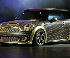 Mini Cooper Louis Vuitton by CoverEFX