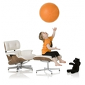 mini-e lounge chair for children
