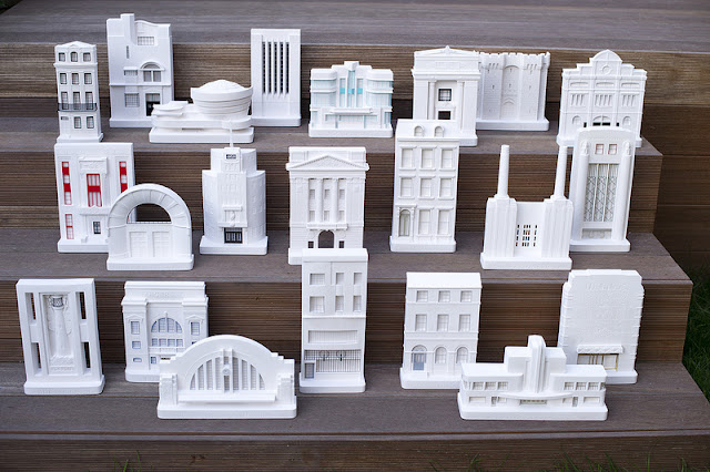 Miniature Architectural Models By Chisel Amp Mouse