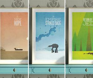 Minimal Star Wars Art