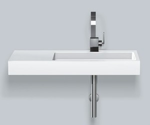 Minimalist Bathroom Sink from Alape