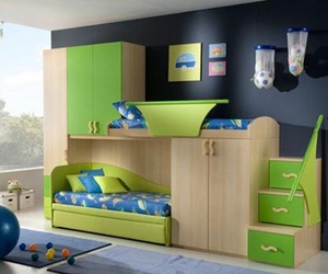 Minimalist Design Ideas for Decorating Kids Bedroom