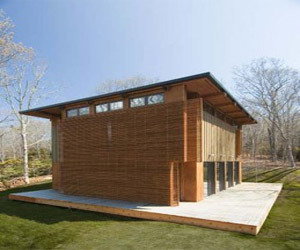 Minimalist House Design in East Hampton