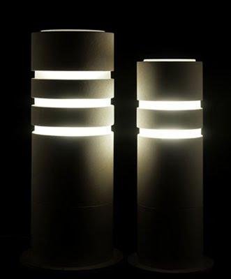 Minimalist Lamp Design