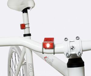 Minimalist LED Bike Lights
