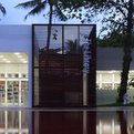Minimalist Library Hotel in Koh Samui