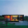 Minimalist 20x20 House by Felipe Assadi