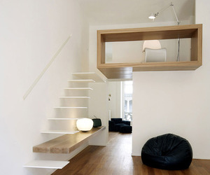 Minimalist Stairs by ataStudio on The BUILD Blog