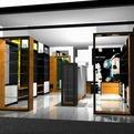 Minimarket Minimalist Design