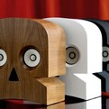 MiniSkull Amplified Speakers by Kuntzel + Deygas