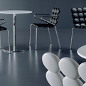 Mint Dining Furniture by Monica Graffeo