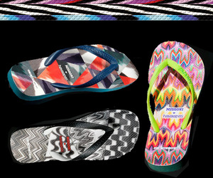 Missoni Loves Havaianas 2012 Spring Capsule Collection