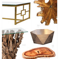 mix & mashup: coffee tables
