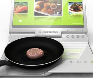 Mobile Kitchen Concept for Geeks by Electrolux