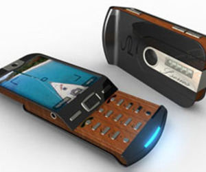 Mobile Phone by Simon Enever