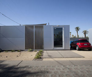 Mod Box, High-end Modern 200 sq ft Prefab