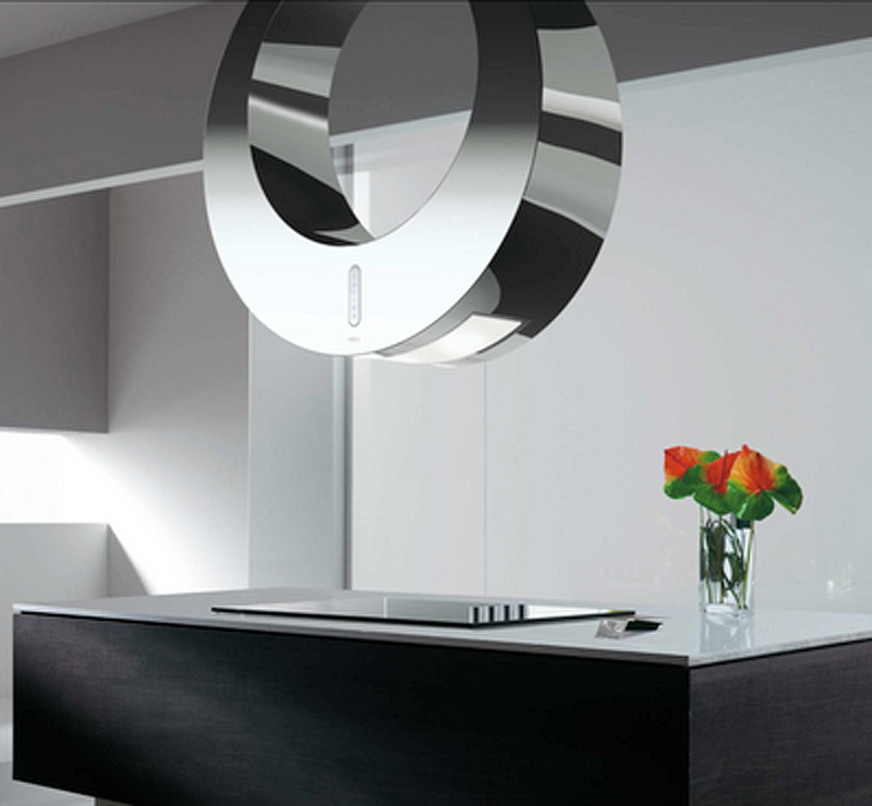 Modern and Beautiful Range Hoods