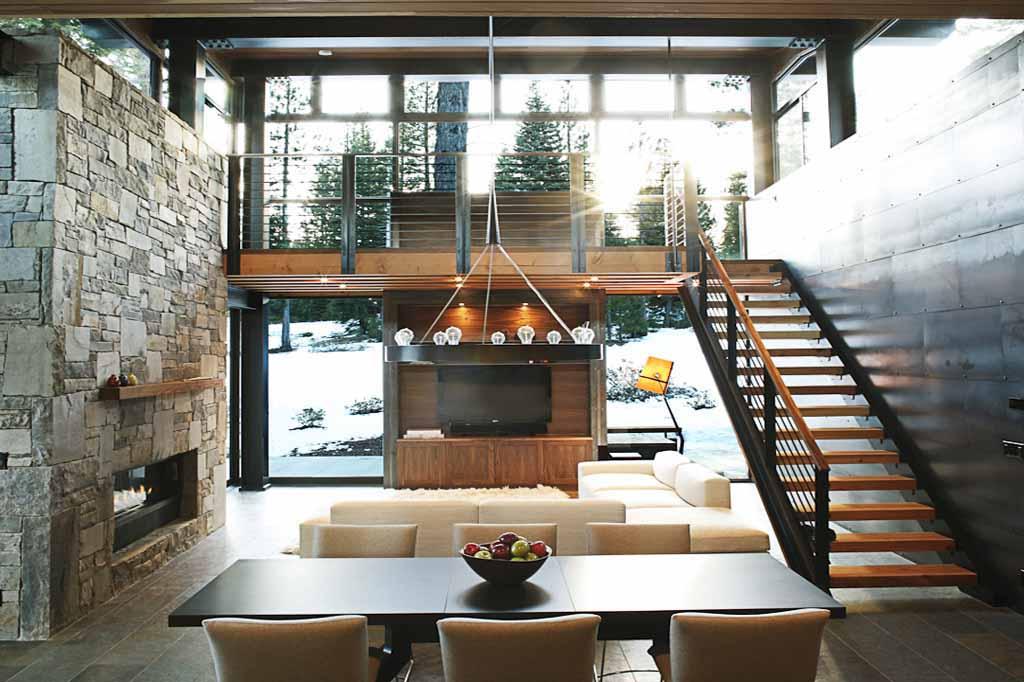 Martis Camp 246 Modern And Marvelous Prefab Hybrid Home
