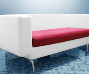 Modern And Sophisticated Loveseat