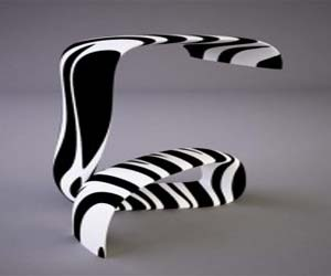 Modern and Stylish Bar Stools by Bulgarian Designer