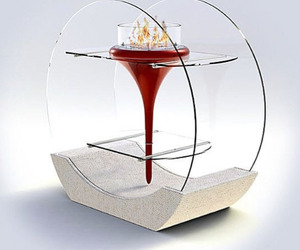 Modern and Unusual Bioethanol Fireplaces