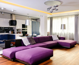 Modern Apartment Interior Design in Odessa