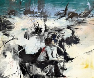 Modern Art by Russ Mills