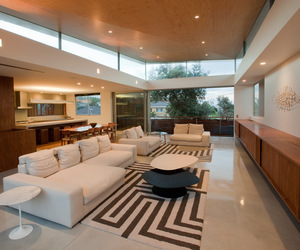 Modern Asian Beach House by Virginia Kerridge