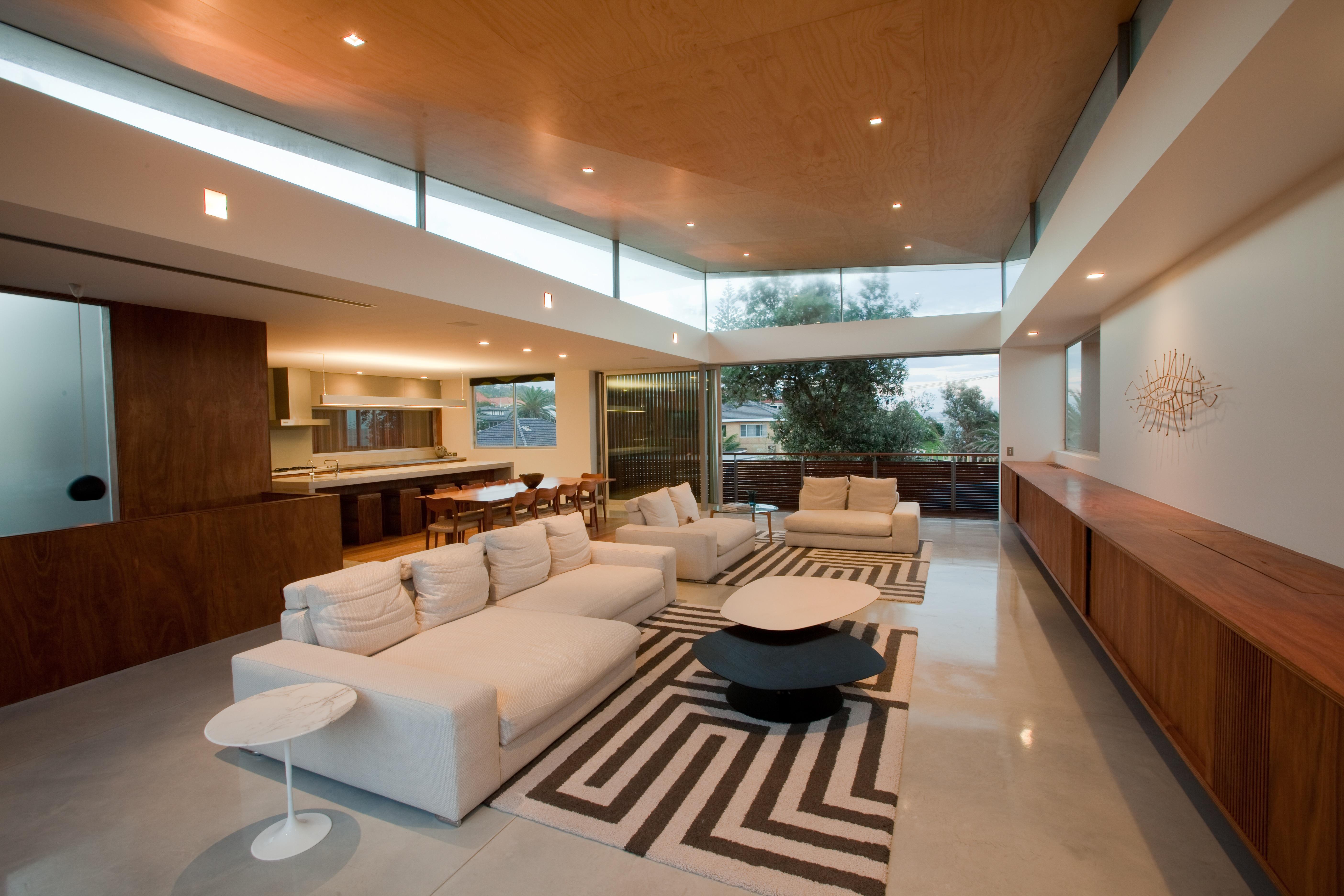 Modern asian beach house by virginia kerridge