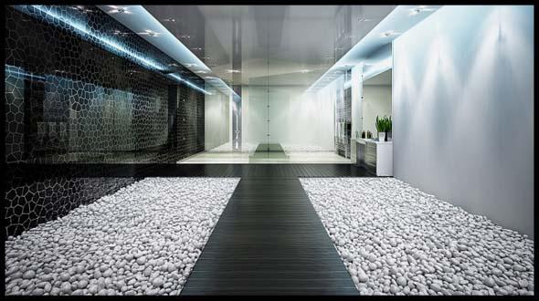 Modern bathroom designs from arch2day for Modern day bathrooms
