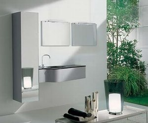 Modern Bathroom of Klass Collection from Novello