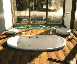 Ambrosia Bathtub from Pearl Baths