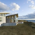 Modern Beach Home by ZeroEnergy Design