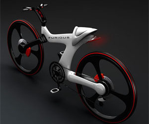 Modern Bike 2012 For Daredevils | From FERIOUS