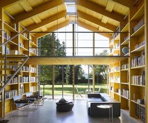 Modern Boathouse by Susanne Nobis