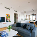 Modern Breezy Penthouse