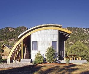 Modern Cabin in Telluride, Colorado by Lea Sisson